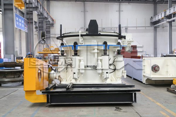 Cone crusher assembly
