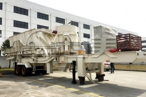PP Series Portable VSI Crushers