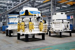 SMS Series Cone Crushers